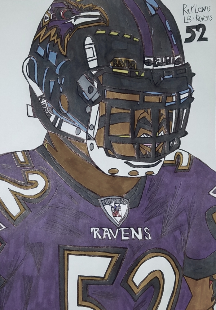 Ray Lewis by armattock